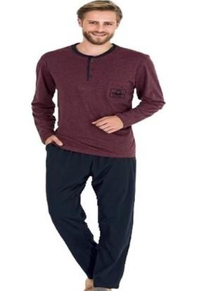 Güneş Battal Boy Erkek Pijama Takımı