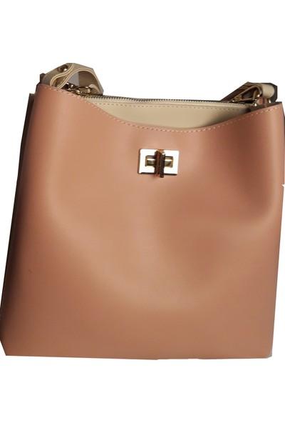 Aspava Kadın Deri Çanta