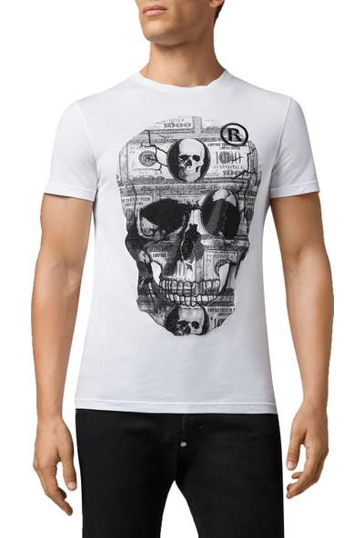 Philipp Plein Erkek T Shirt S19C Mtk3000 Pjy002N 01