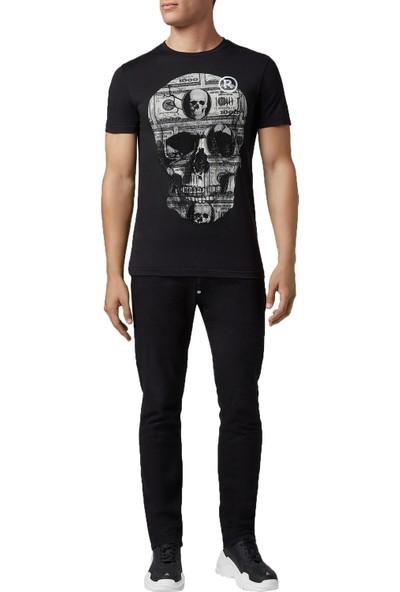 Philipp Plein Erkek T Shirt S19C Mtk3000 Pjy002N 02