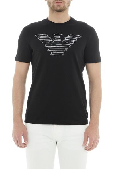 Emporio Armani Erkek T Shirt 6Z1Tf2 1J00Z 0999