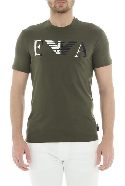 Emporio Armani Erkek T Shirt 6Z1Tf3 1J00Z 0584