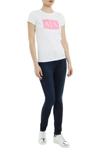 Armani Exchange J69 Jeans Kadın Kot Pantolon 3Gyj69 Y2Fkz 1500