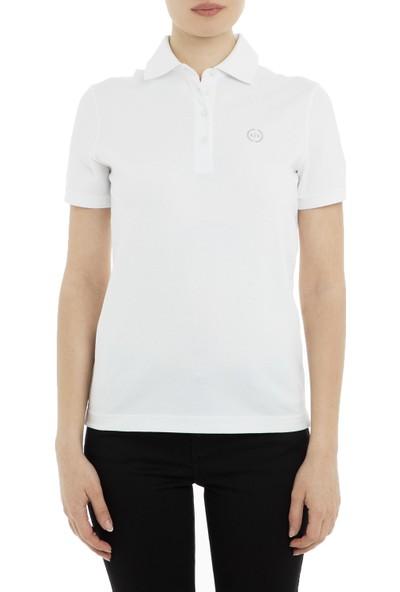 Armani Exchange Polo Kadın T Shirt 8Nyf72 Y8B9Z 1000