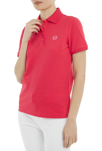 Armani Exchange Polo Kadın T Shirt 8Nyf72 Y8B9Z 1454