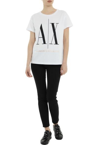Armani Exchange Kadın T Shirt 8Nytcx Yjg3Z 5101