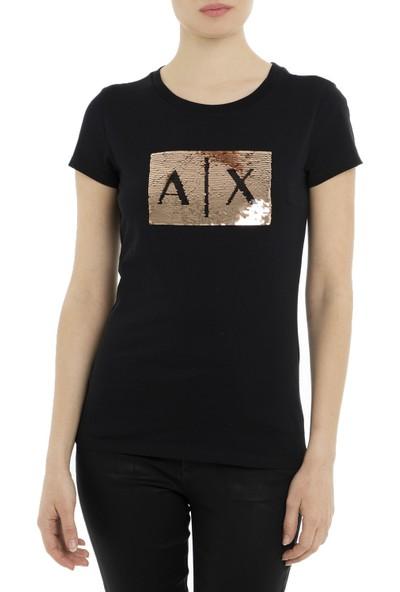 Armani Exchange Kadın T Shirt 8Nytdl Yjg3Z 1200