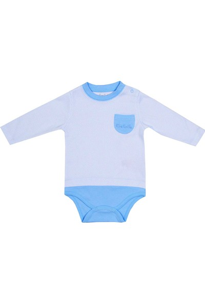 Pierre Cardin Erkek Bebek Cepli Body