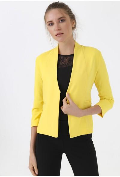 Jument 2546 Koyu Sarı Ceket