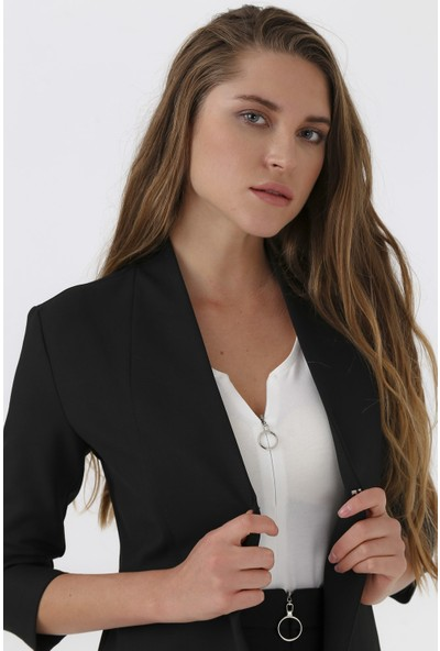 Jument 2546 Siyah Ceket