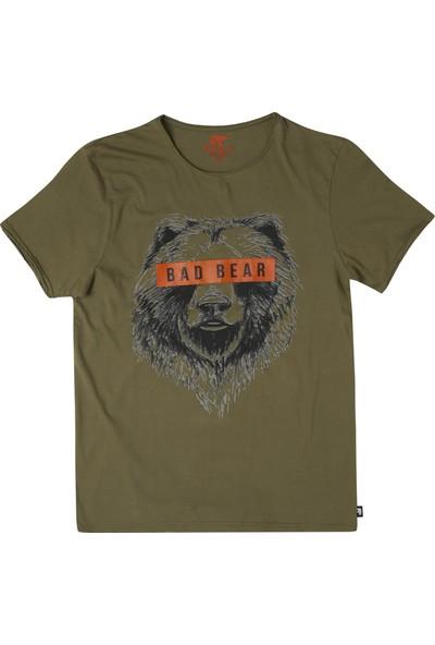 Bad Bear Erkek T-Shirt