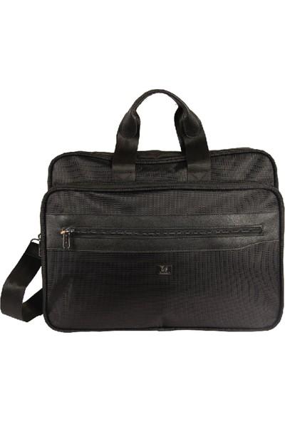 2131 Alone Çanta Siyah Evrak Çantası