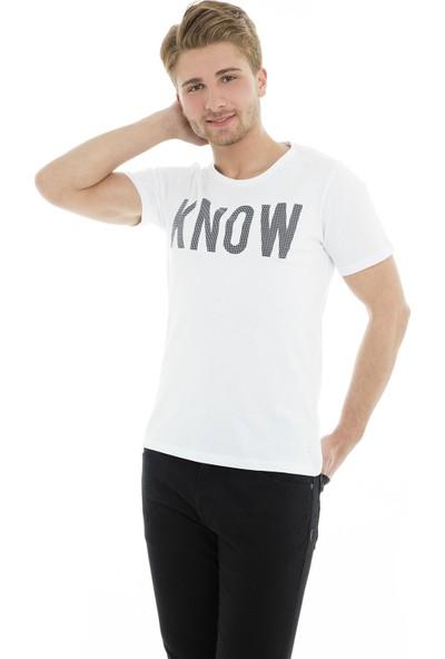 Manche T Shirt Erkek T Shirt Me19S214417
