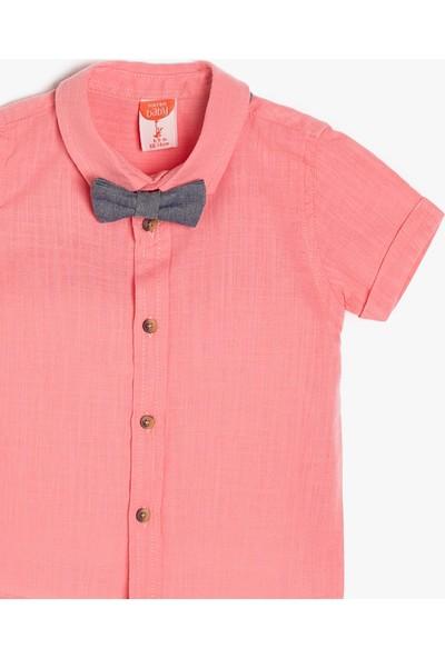 Koton Papyon Detaylı Gömlek