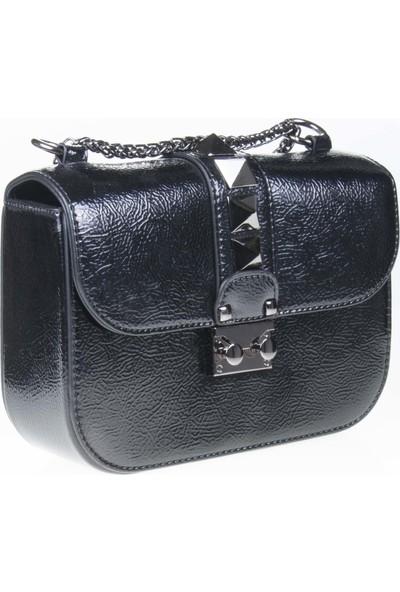 Bilik Fashion Kadın Çapraz Askılı Çanta Siyah 650