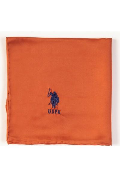 U.S. Polo Assn. Kadın Twill Eşarp