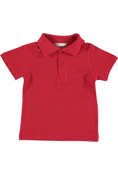 Civil s Erkek Çocuk Tişört 2-5 Yaş Kırmızı
