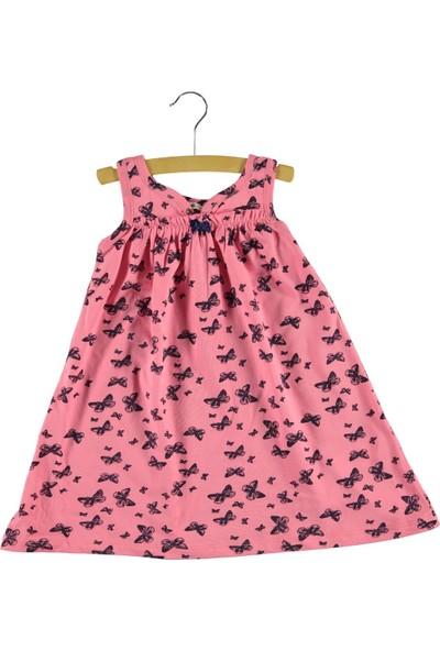 Civil Kız Çocuk Elbise 2-5 Yaş Narçiçeği