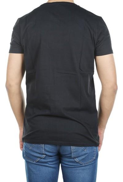 Bad Bear Erkek Düz O Yaka T-Shirt 19.01.07.045