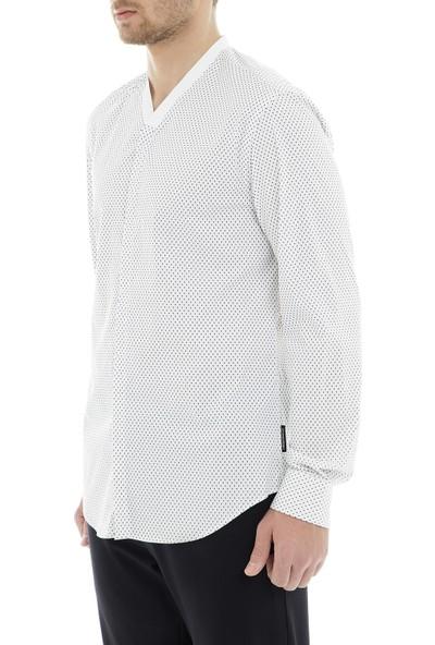 Emporio Armani Erkek Gömlek 21SMAL 213F5 041