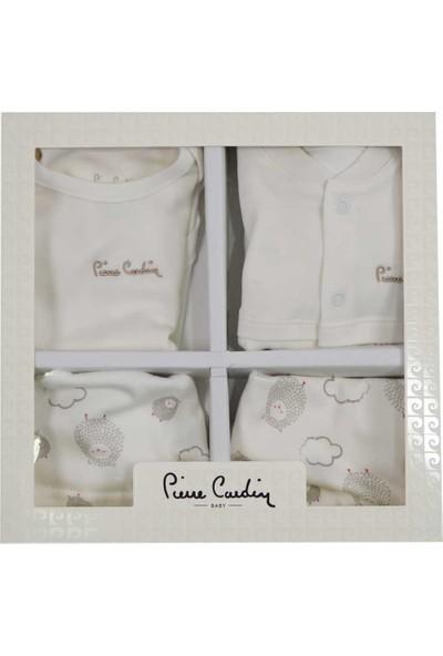 Pierre Cardin Yeni Doğan Bebe Set