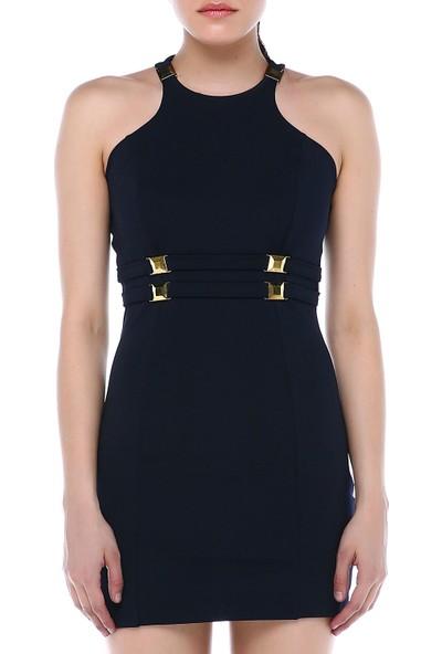 Sense 13876 Kolsuz Sırtı Metal Fermuarlı Dalgıç Elbise