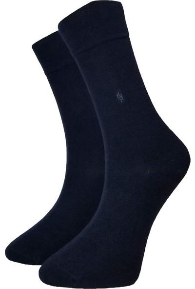 Şirin Çorap 7350 Likralı 4 Mevsim Dikişsiz Erkek Çorap