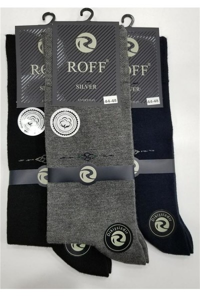 Roff Battal Pamuk Erkek Çorap -12400