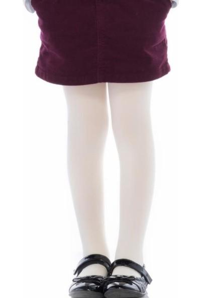 Penti Çocuk Extra Cotton Pamuklu Düz Külotlu Çorap