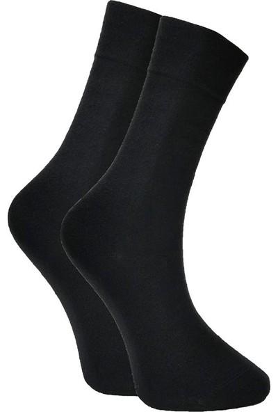 Mia Calzente 3 Lü Doğal- Bambu Likralı Erkek Çorap