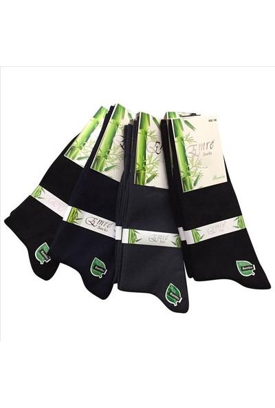 Emre 6 Lı Bambu Erkek Çorap