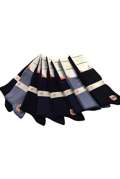 Emre 8 Li Modal Erkek Çorap Dikişsiz