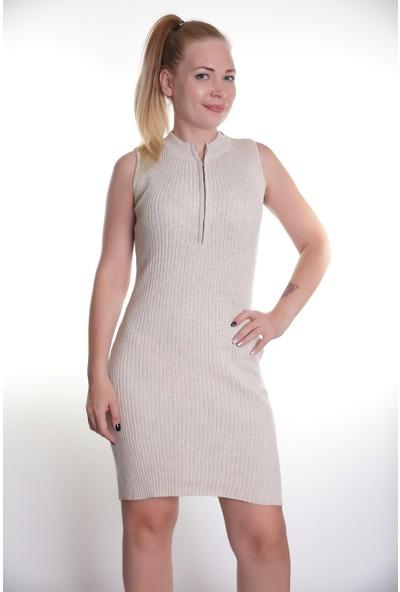 Kerem Bayan Triko Elbise 140