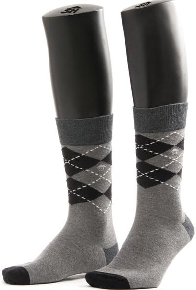 The Socks House Ekose Desenli Erkek Çorap