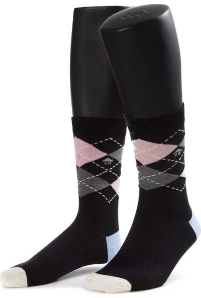 The Socks House Ekose Desenli Çorap
