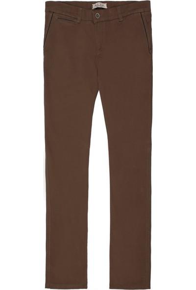 Tween Haki Kumaş Pantolon