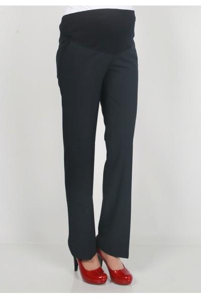 Işşıl Hamile Giyim Boru Paça Kumaş Pantolon