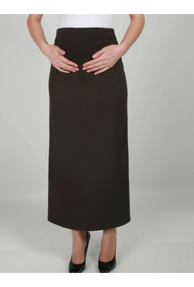 Işşıl Hamile Giyim Klasik Kalem Etek
