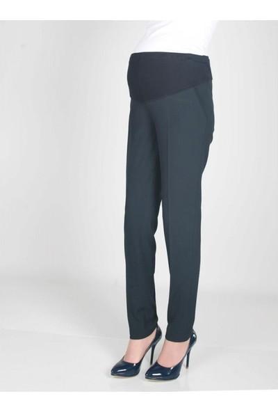 Işşıl Hamile Giyim Kumaş Dar Paça Pantolon