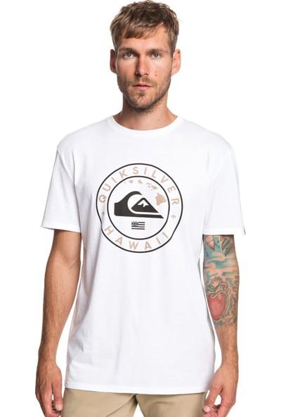 Qiksilver Outlinedhiss Erkek T-Shirt Eqyzt05310