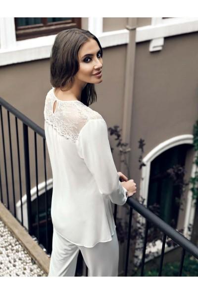Miss Carmen Lohusa-Hamile Penye Pijama Takımı Pr2026
