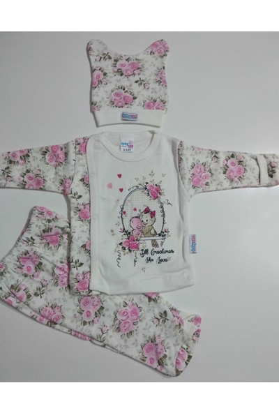 Babycan Yeni Doğan Zibin Takimi