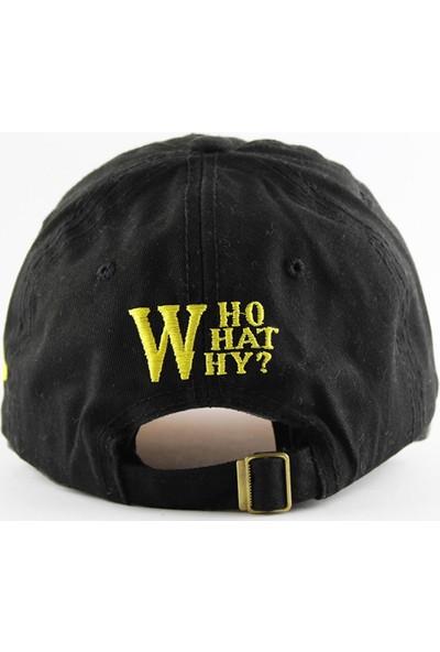 Capstories Who? What? Why? W Trend Eskitme Snapback Şapka