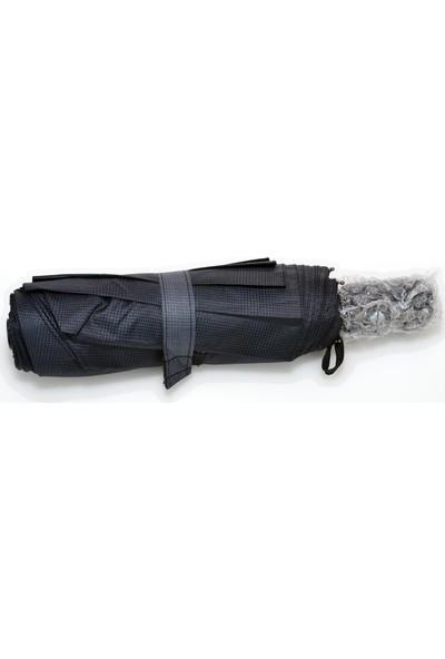 Guassi Gg009 Tam Otomatik Erkek Şemsiye Gri