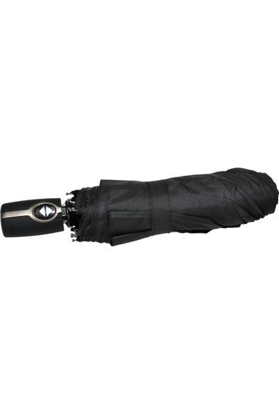 Guassi Gg009 Tam Otomatik Erkek Şemsiye Siyah