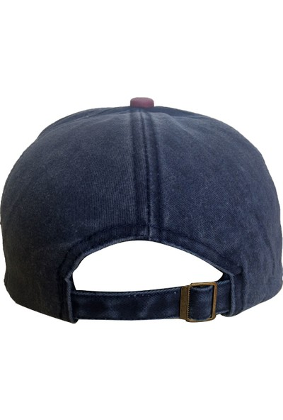 Kazandıran Outlet Eskitme Ithal Pacific Soul Flexi Snapback Tasarım Şapka