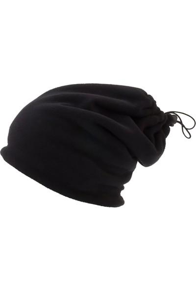 Öz-Pak Polar Boyunluk Şapka Olabilme Özelliği