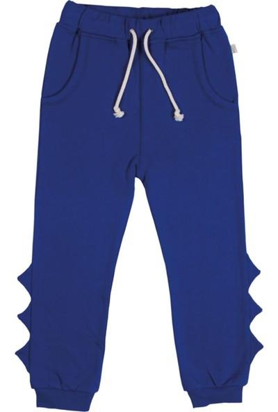 OrganickidNavy Çocuk Mavi Pantolon 4 Yaş