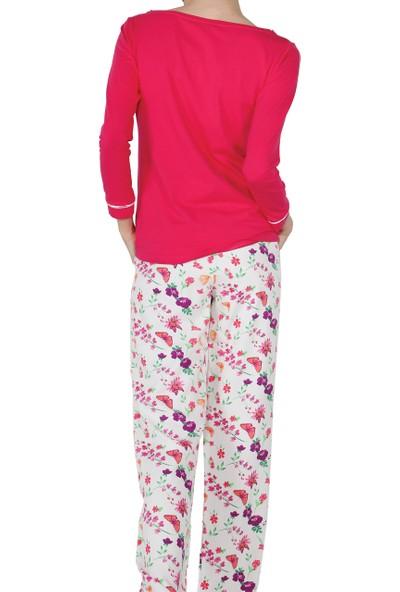 Doremi Lilium Bayan Pijama Takımı