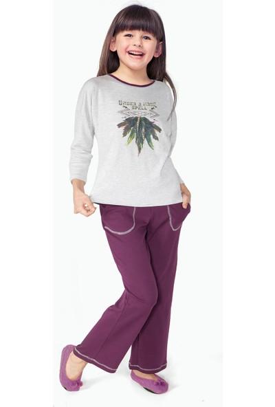 Doremi Kız Çocuk Pijama Takımı